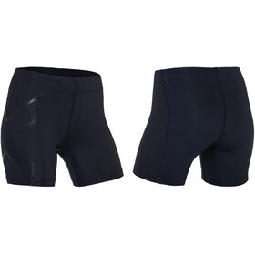 "2XU TR2 Compression 5"" Shorts Dame black/nero"